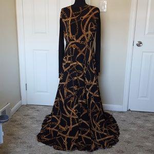 Dresses & Skirts - Abaya Maxi Dress